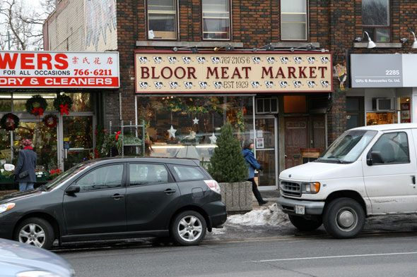 Bloor Meat Market