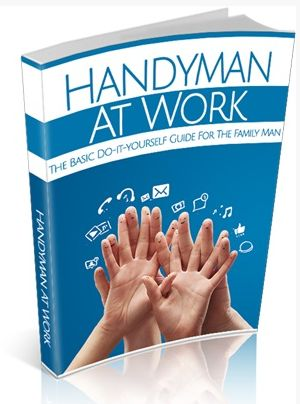 Handyman At Work -   Most people today opt to do their own home improvement work and although such exercises require a certain amount of experience, the internet is a great source and encouragement for those who want to tackle these improvements themselves.