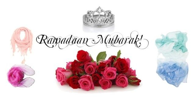 Ramadaan Mubarak by waseema561 on Polyvore