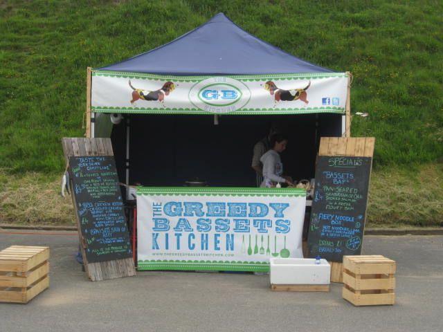 Street Food Tent
