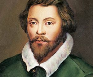 William Byrd an English Composer (1540?-1623) joined the Chapel Royal and worked closely with Thomas Tallis