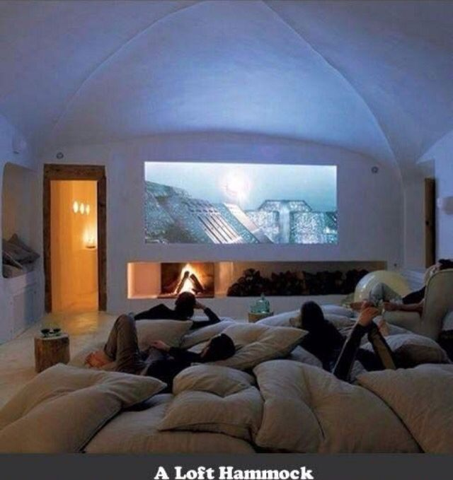 A cosy room in the loft