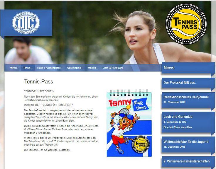 #Time4Change #Tennisführerschein Der Pinneberger Tennis-Club schafft für seine Tennis-Jugend ein zusätzliches Angebot. 20 Kinder können dort den Tennis-Führerschein kostenlos machen. Seien auch Sie dabei und profitieren Sie von dem Tennis-Pass Konzept