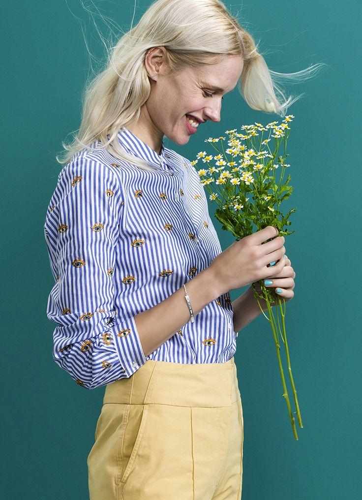 Vrolijke kleuren: de nieuwste lente items. #zinin #voorjaar #lente #kleding #collectie