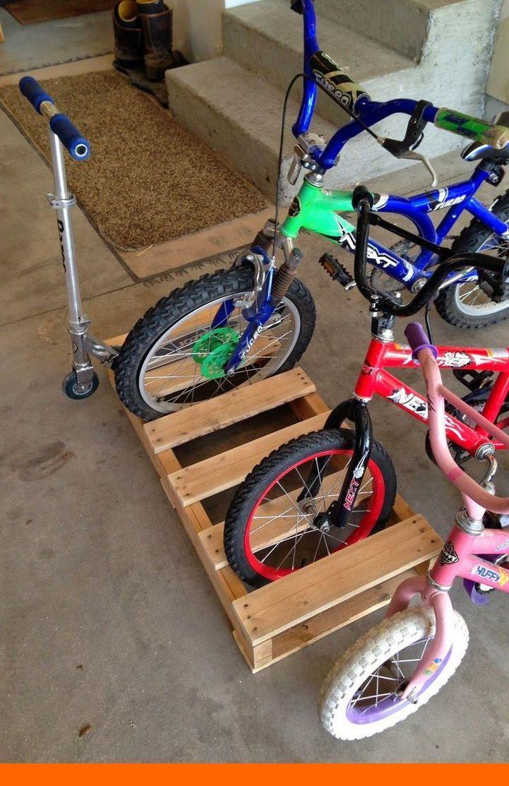Top Garage Storage Tips Bike Storage Garage Kids Bike Storage