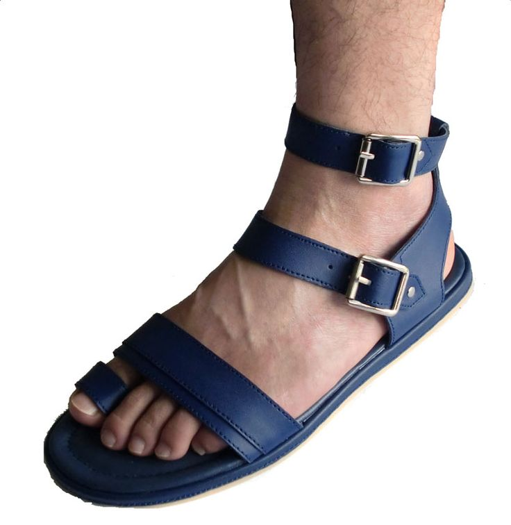 73193a02d0ddec New arrival 2015 summer style british male high hasp toe covering sandals  genuine leather gladiator sandals