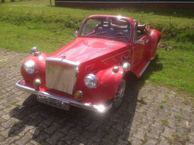 VW Oldtimer Eigenbau