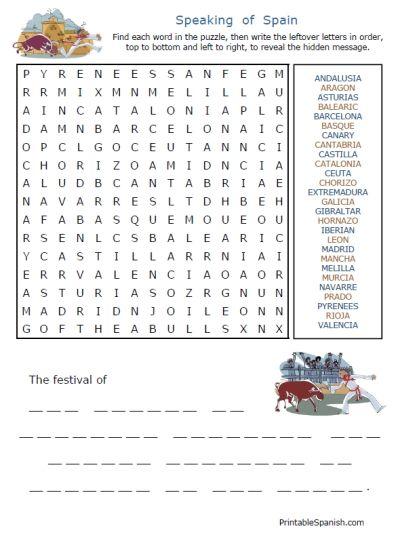 Worksheets For Spanish Speakers : Learning english worksheets for spanish speakers