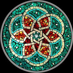 celtic mosaic - Google Search