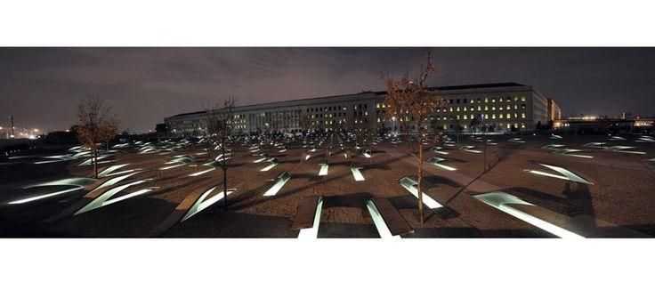 pentagon 9/11 memorial :: lee and associates