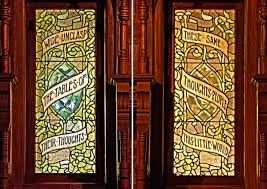 Image result for winchester house stained glass