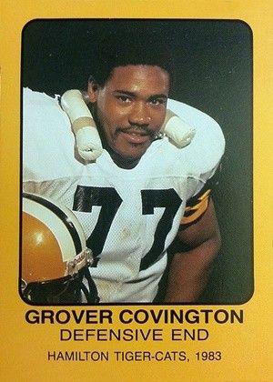 1983 Grover Covington