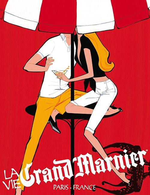 Grand Marnier by Jordi Labanda
