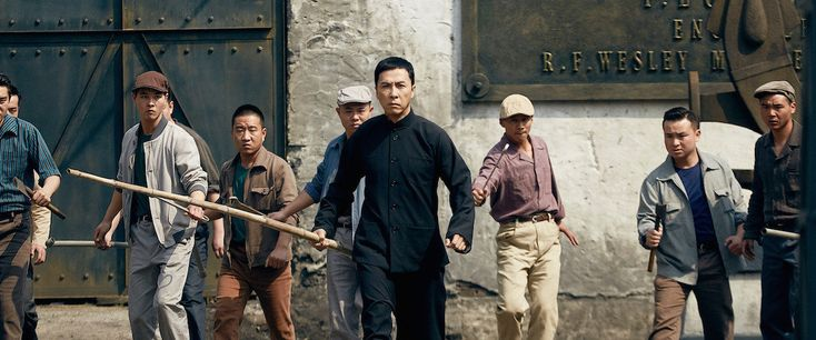 Ip Man 3 Movie Review