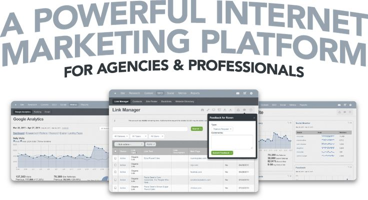 Search marketing tool