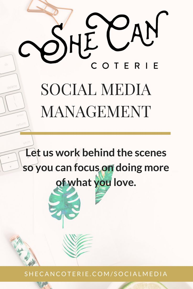 She Can Coterie offers Social Media Management for Entrepreneurs and Business Owners. To be a successful business owner you have to focus on areas of your business that needs your direct involvement and outsource the rest. When it comes to management of your Facebook, Twitter, Instagram and your social presence our packages would totally interest you. Schedule a call with us today to discuss how to level up your social media and grow your business to the next level. #socialmediamanagement