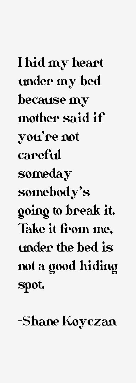 fighting shane koyczan quotes - Google Search