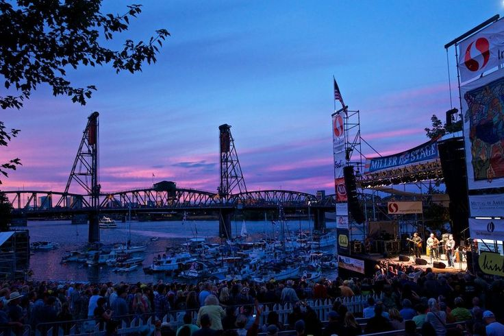 Summer Events Guide 2015: Safeway Waterfront Blues Festival over the 4th of July weekend
