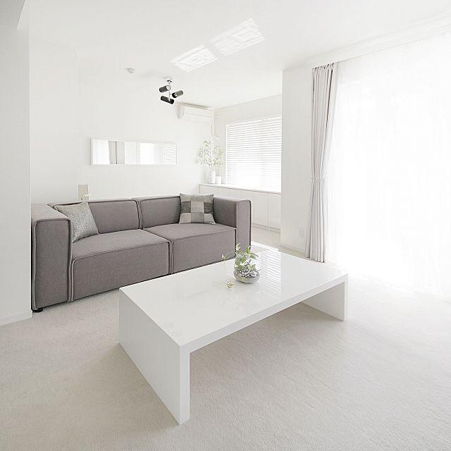 いつも清潔な家はこうしてた 掃除しやすくキレイな秘訣 綺麗な部屋 インテリアアイデア 部屋