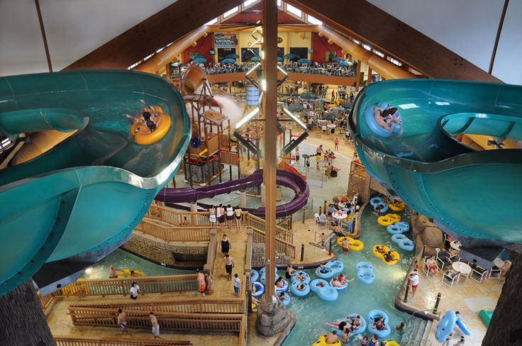 The Wilderness Hotel and Golf Resort, Wisconsin Dells