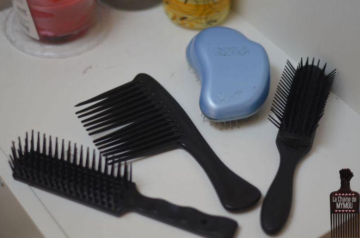 Demeler ses cheveux: les bons outils