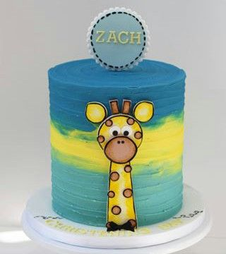 25 Best Ideas About Fondant Giraffe On Pinterest