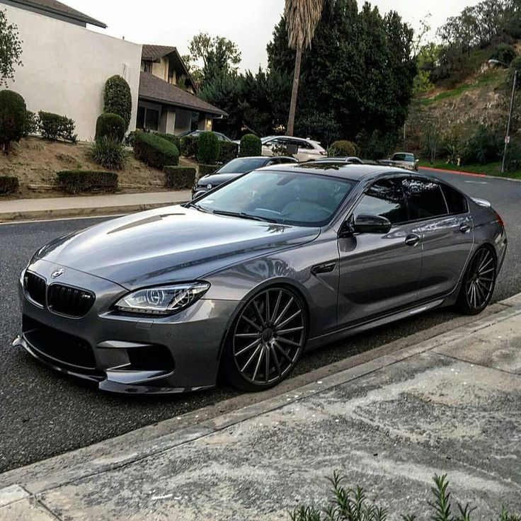 BMW M6 Gran Coupe                                                                                                                                                     More