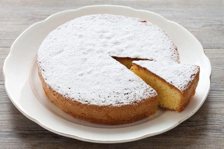 Torta paradiso con il Bimby ricetta