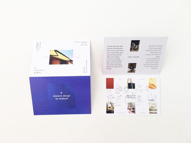 Flyer for T-elements design