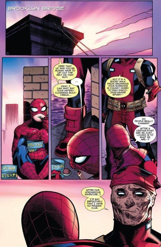 #Spideypool #Spiderman #Deadpool #comic_strip