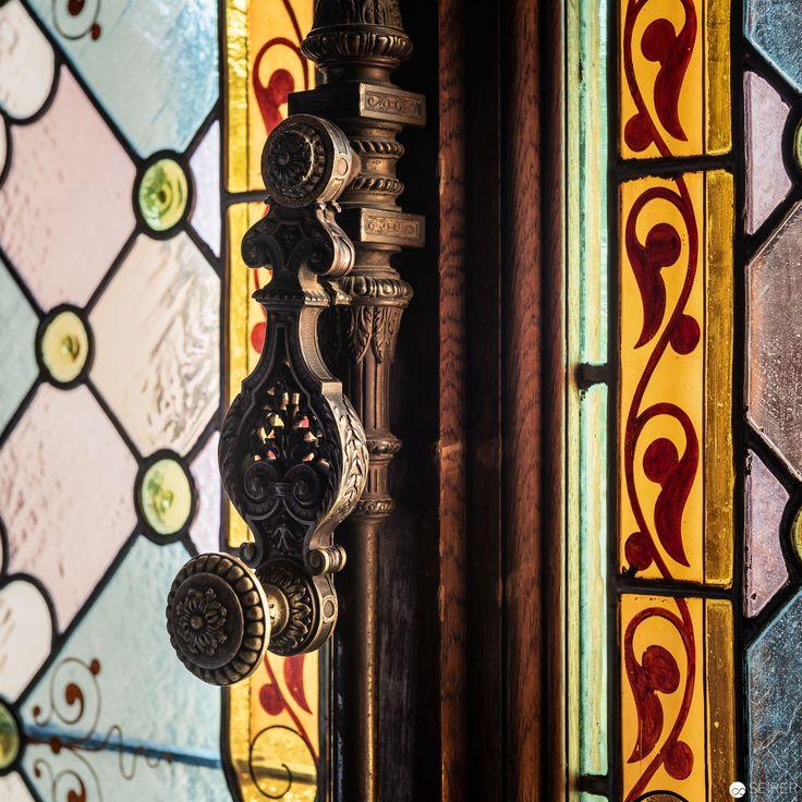 Fensterdetail in der Hermesvilla. . . . #igersvienna # ...