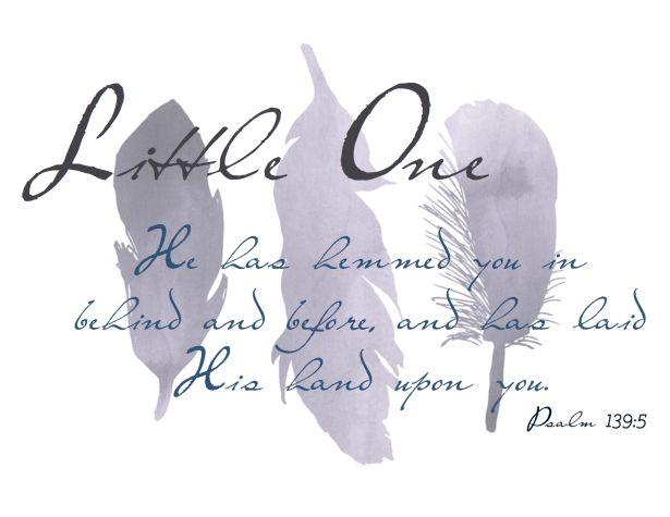 Psalm 139:5 www.lifeofbrucks.com