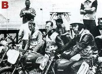 1958年 カタリナGP  Yamaha Road Racing