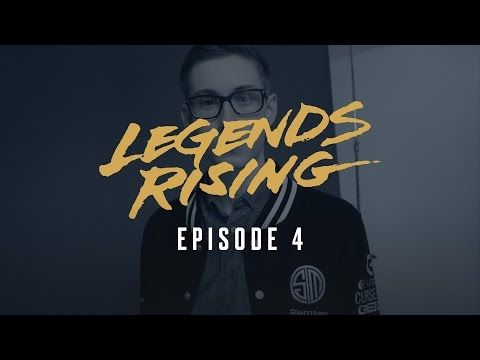 "Legends Rising Episode 4: Faker & Bjergsen ­ ""Kings""        https://youtu.be/gY4PD1bUlMg"