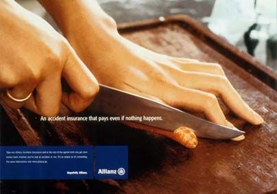 Finger! by Allianz 2003
