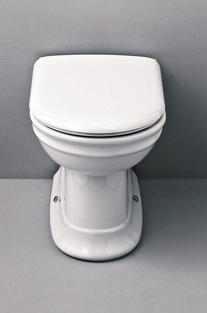 Silverdale Hillingdon back to wall toilet