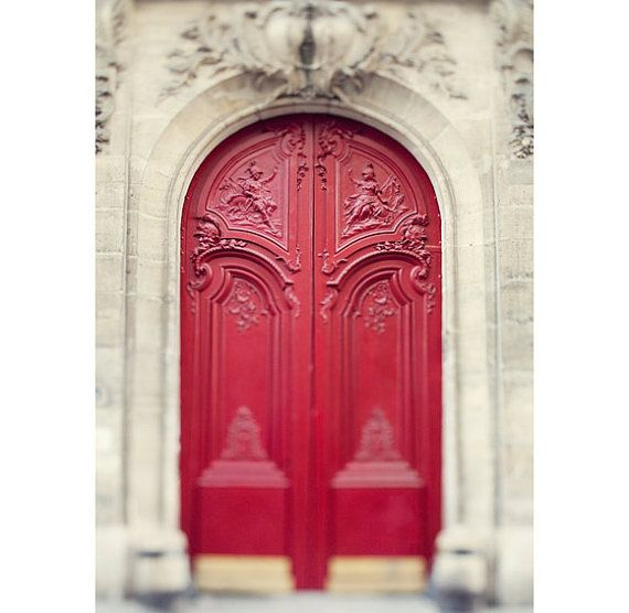 What Does A Red Front Door Mean: 1000+ Ideas About Red Doors On Pinterest