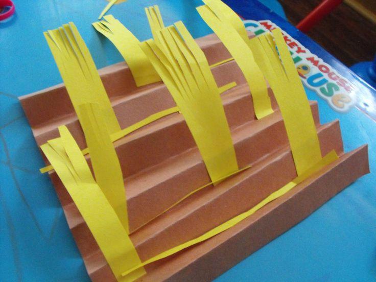 Enoch Sunday School Craft