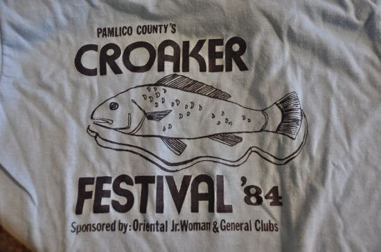 Croaker Festival, Oriental, North Carolina