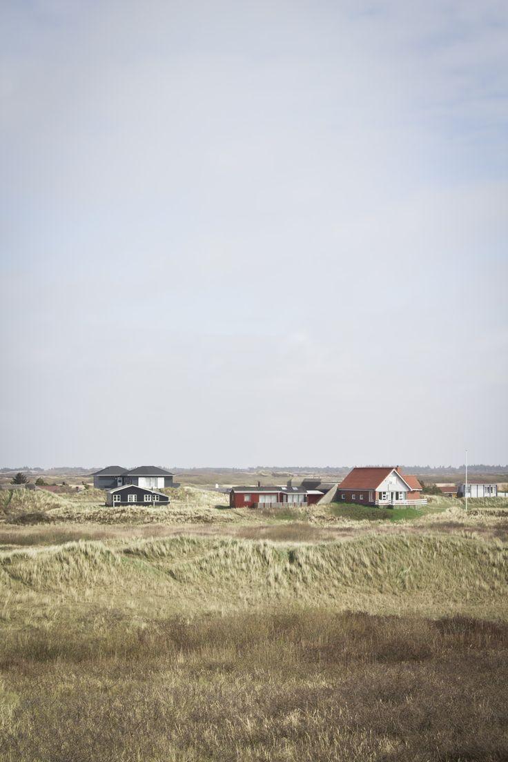Beach on Rømø Island, Denmark. • Traveling around the Europe on baraperglova.com