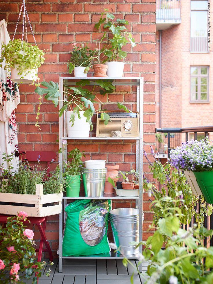 livet hemma ikea ikea ideasdecor ideasgardening - Garden Ideas Ikea
