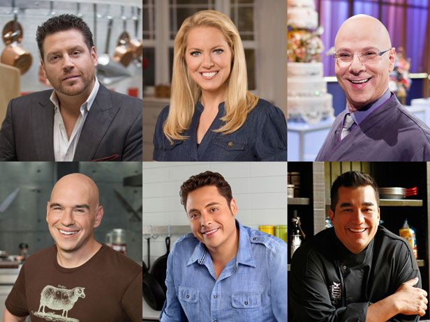 Food Network Chefs | Food Network Celebrity Chefs' Holiday Wish Lists | FN Dish – Food ...