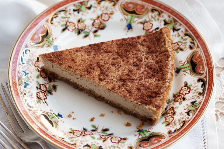 Add a touch of spice to all things nice - like this impossible-to-resist chai latte cheesecake! http://www.taste.com.au/recipes/27665/chai+latte+cheesecake