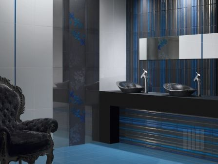 Elegant LAZULI   REVIGRES Bathroom Design : Floor U0026 Wall (Cromatica Turquesa 30*30