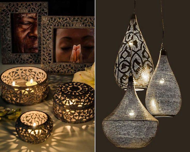 zenza teelichthalter und leuchten. Black Bedroom Furniture Sets. Home Design Ideas