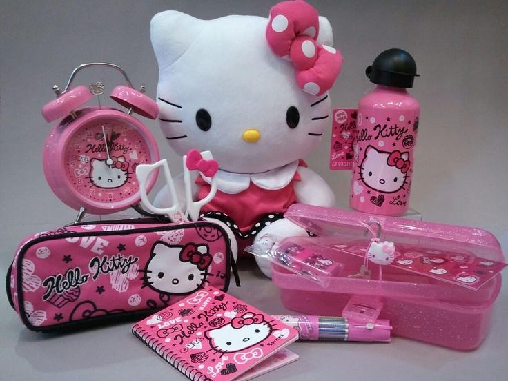 Hello Kitty. SO CUTE. Nuff said.