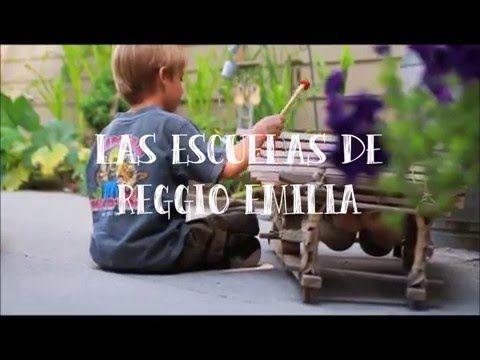 Las escuelas de Reggio Emilia, una experiencia de innovación educativa - YouTube