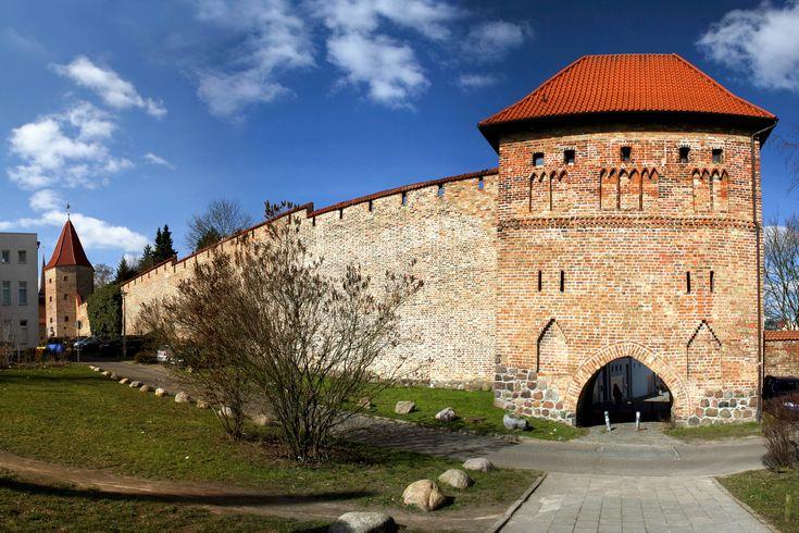 Rostock Tipps Stadtmauer