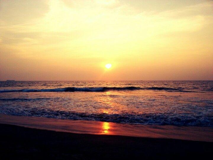 Candolim Beach in Candolim, Goa