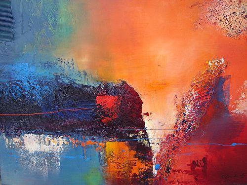 """artoffer – Art of Silvia Sailer   """"Sehnsucht"""" / 2010 Desire"""